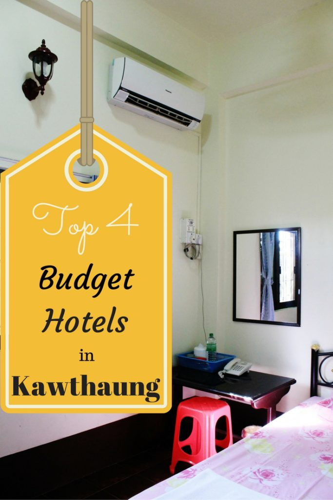 Top 4 Budget Hotels in Kawthaung