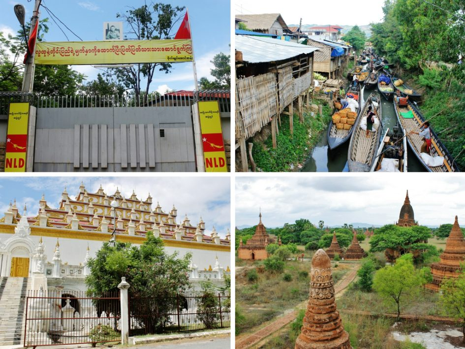 Best of Myanmar: Top 4 Places to Visit in 1 Week