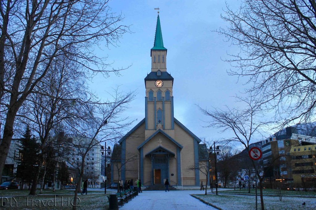 Things to do in Tromso Catheral