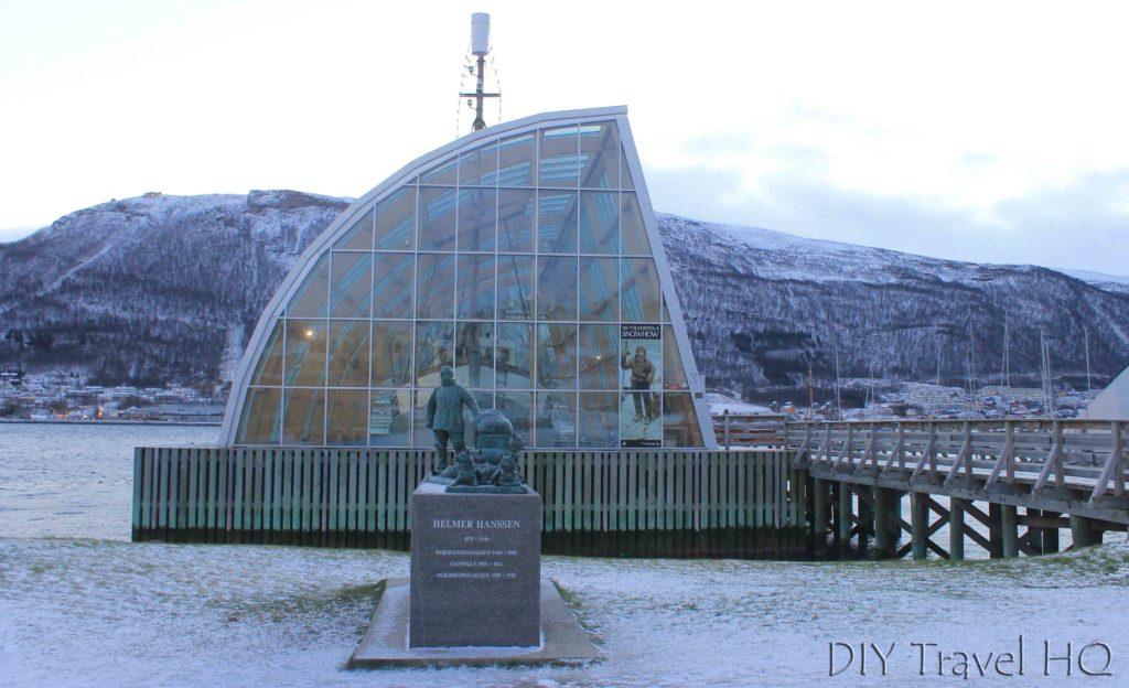 MV Polstjernam in Tromso