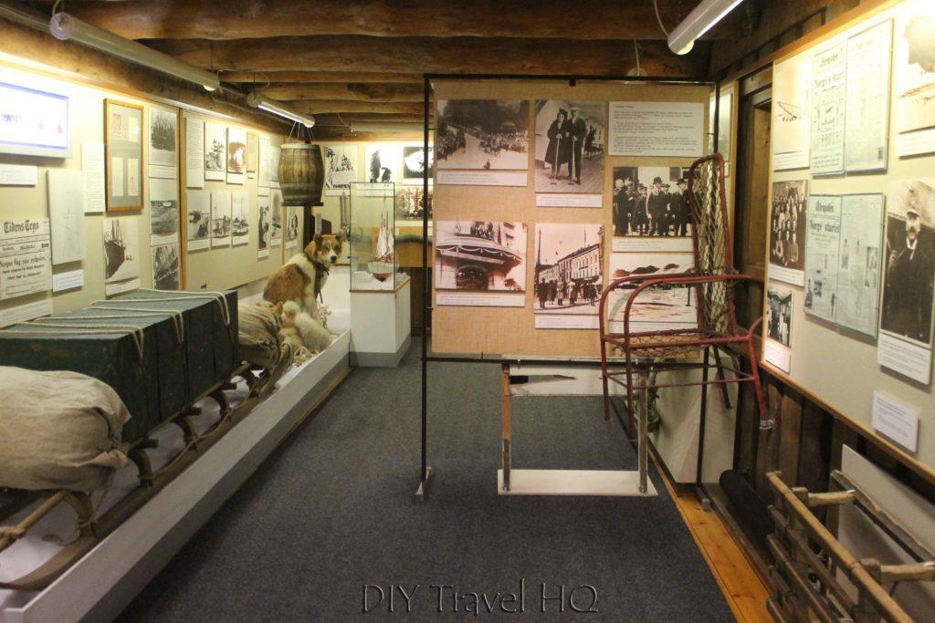 Polar Museum in Tromso