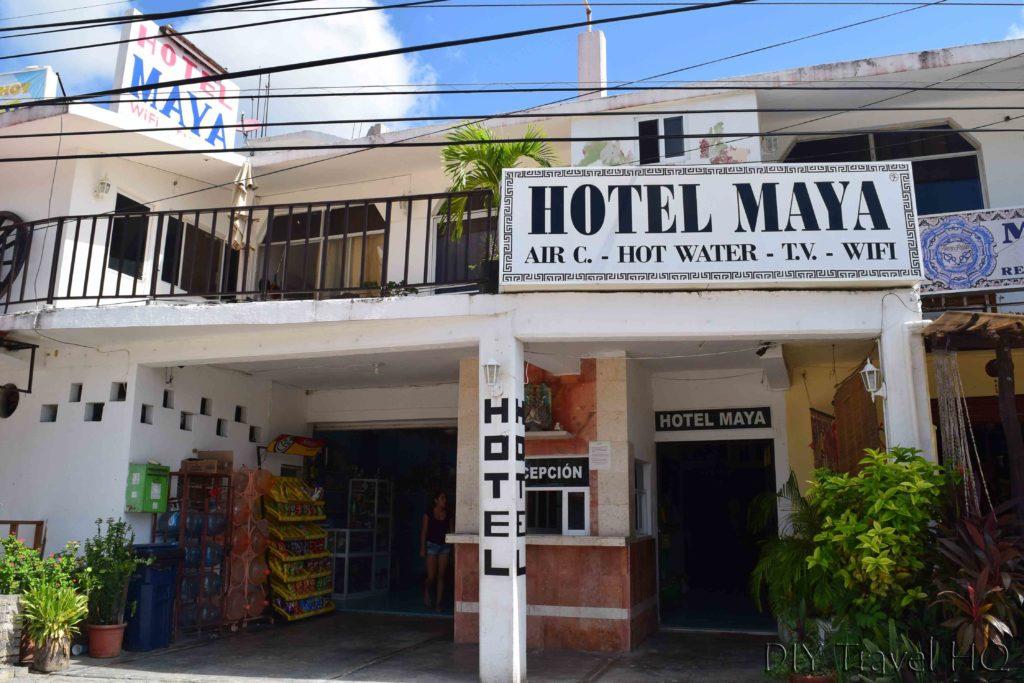 Hotel Maya in Tulum