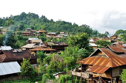Hsipaw village trek