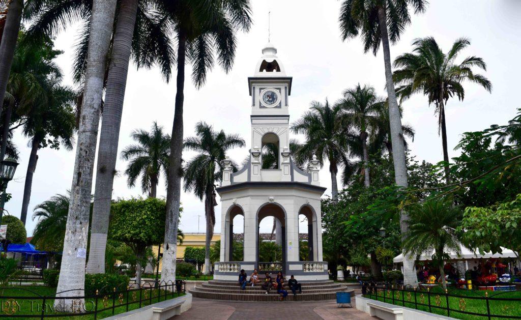 Ahuachapan Parque Concordia
