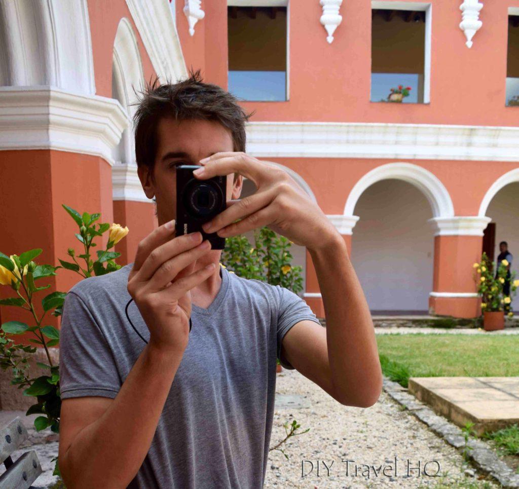 Antigua Photo Walk Expensive Camera Not Needed