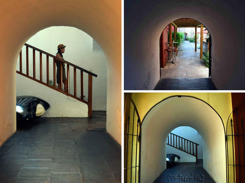Antigua Photo Walk Natural Framing & Negative Space