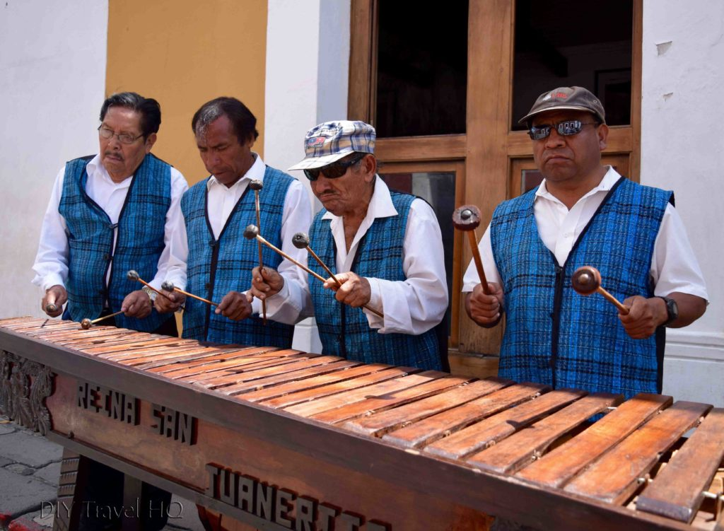 Antigua Photo Walk Street Musicians