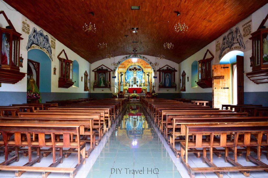 Ataco Iglesia de la Inmaculada Concepcion Interior