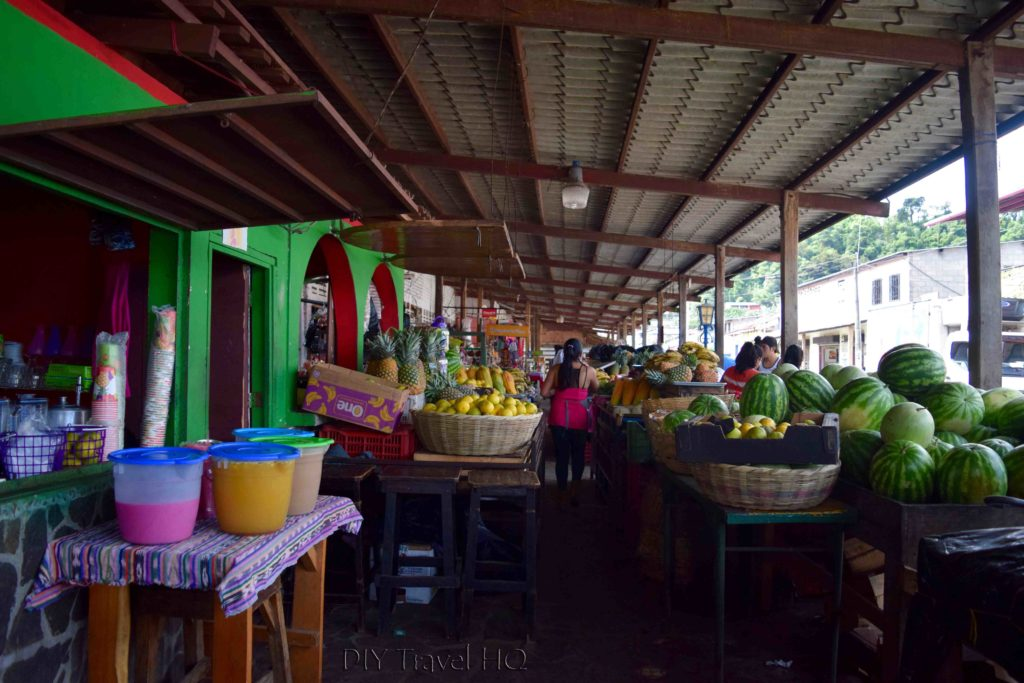 Ataco Mercado Central
