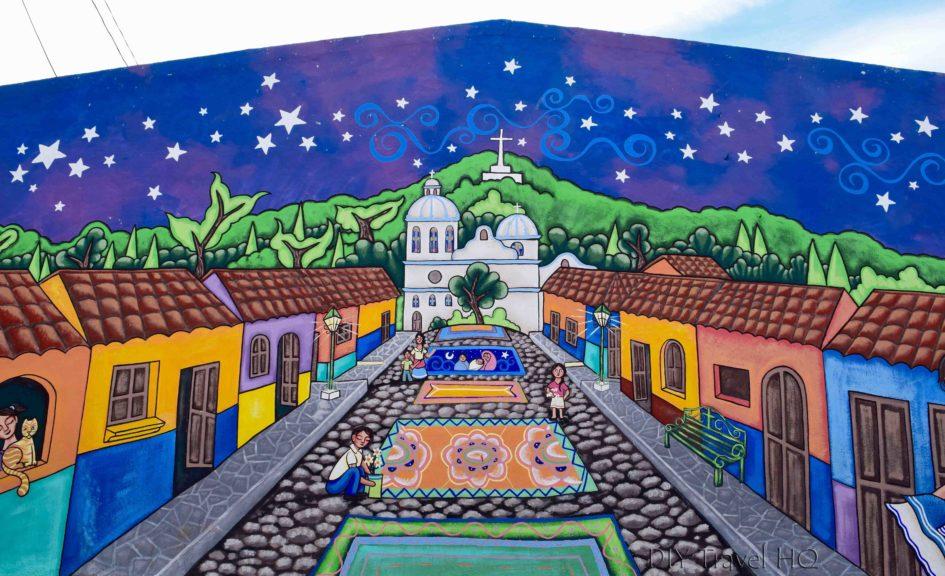Things To Do In Ataco Ruta De Las Flores Village Diy