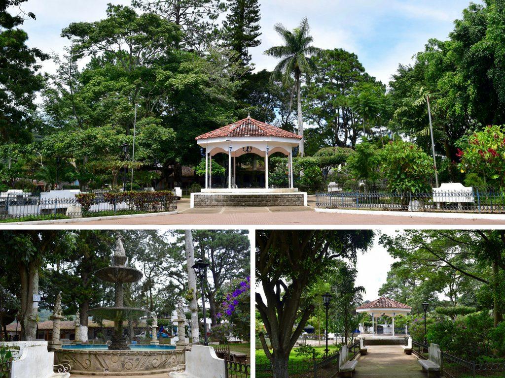 Ataco Parque Central