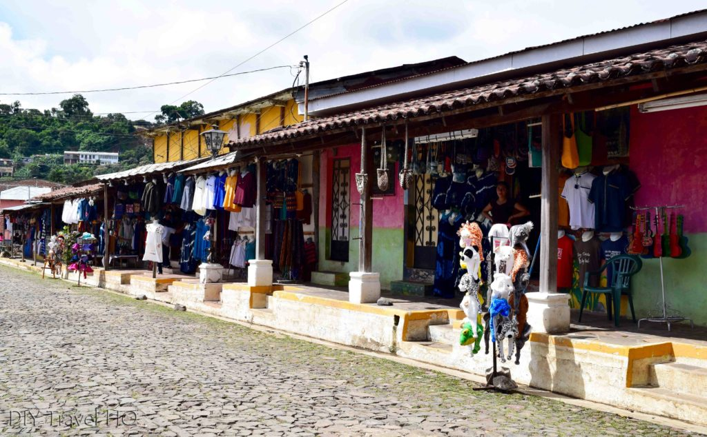 Ataco Souvenir Shopping