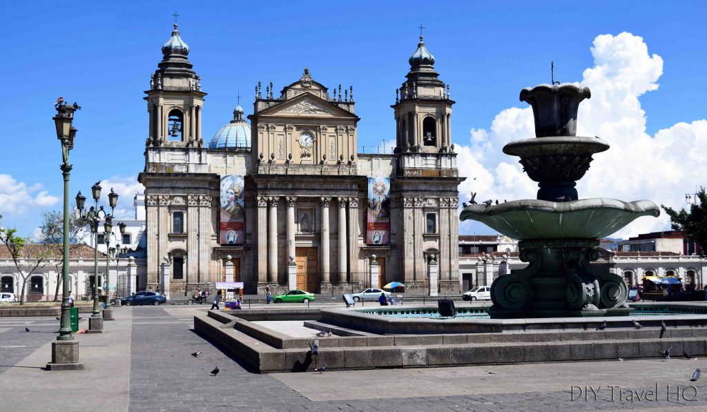 Guatemala City Catedral