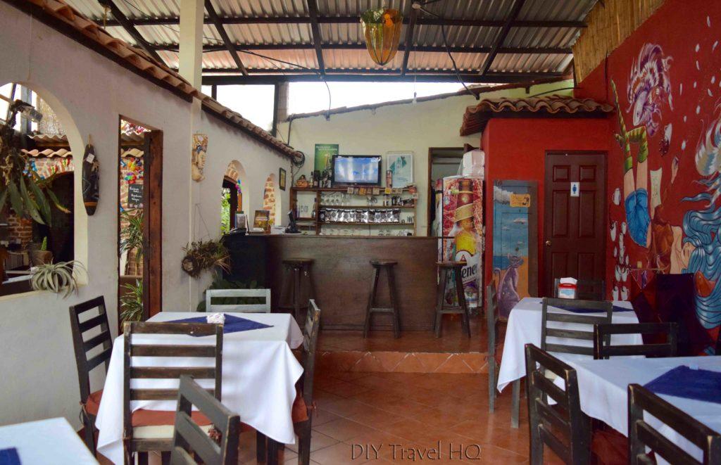 Cafe Los Portones de Ataco