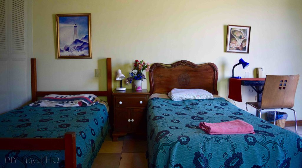 Casa Frolaz Dorm Room