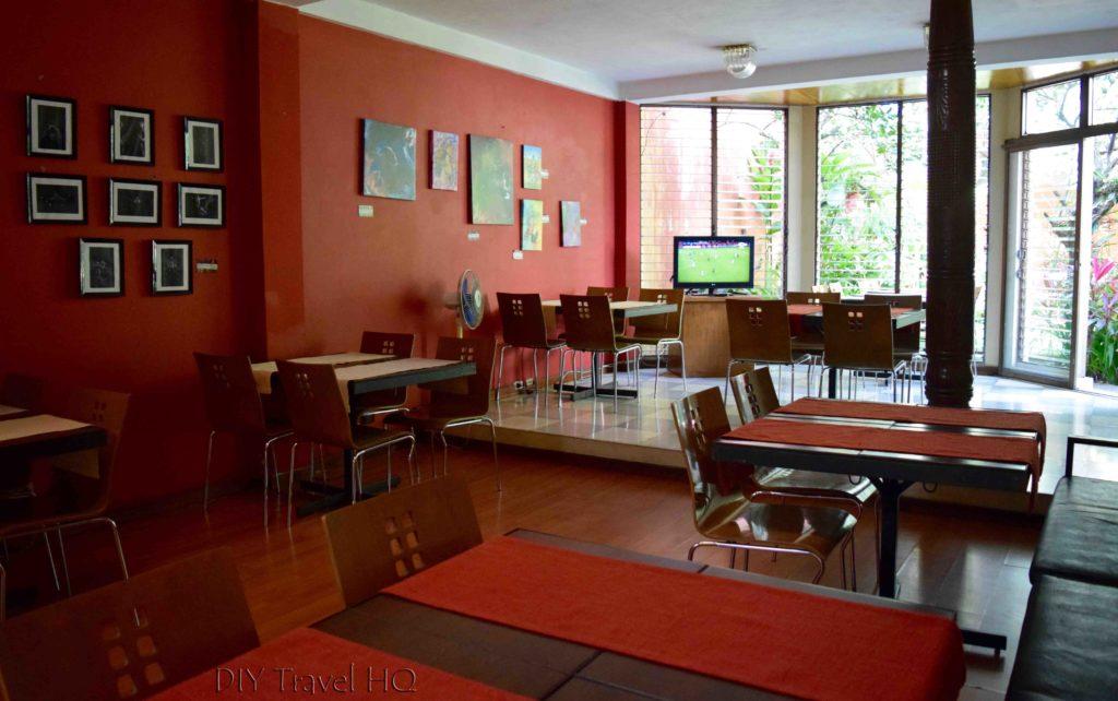 Quattro Estaciones restaurant