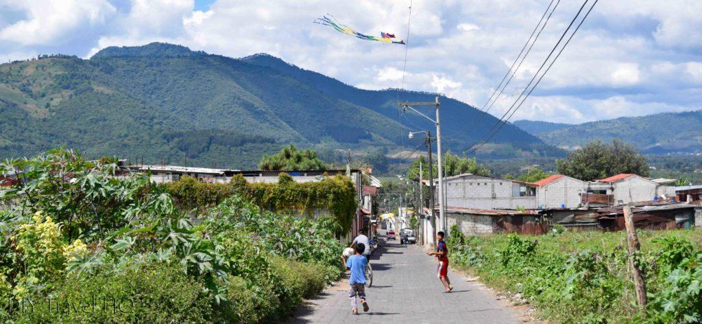 San Miguel Escobar Volcan Agua
