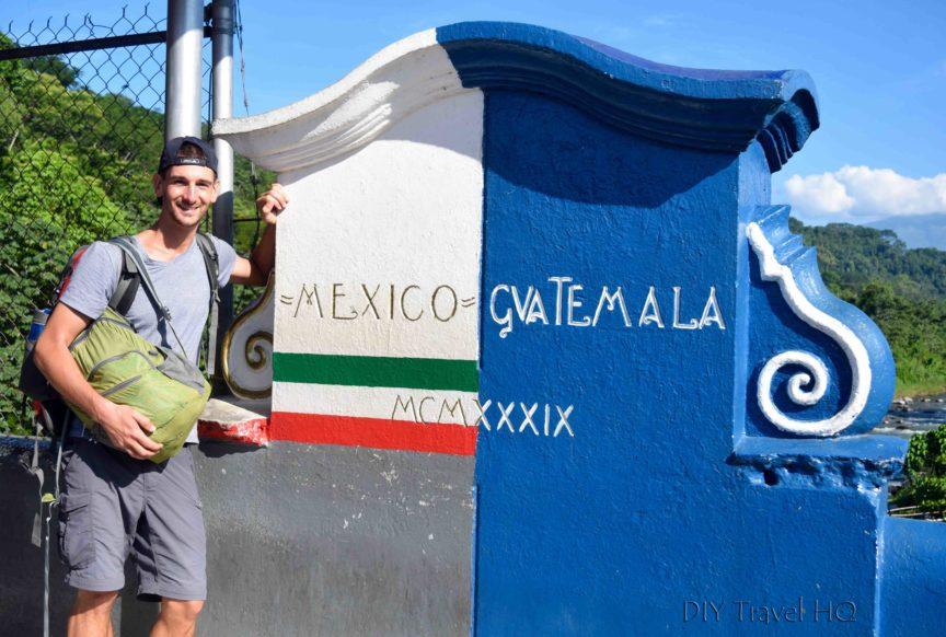 Guatemala to Mexico Visa Run