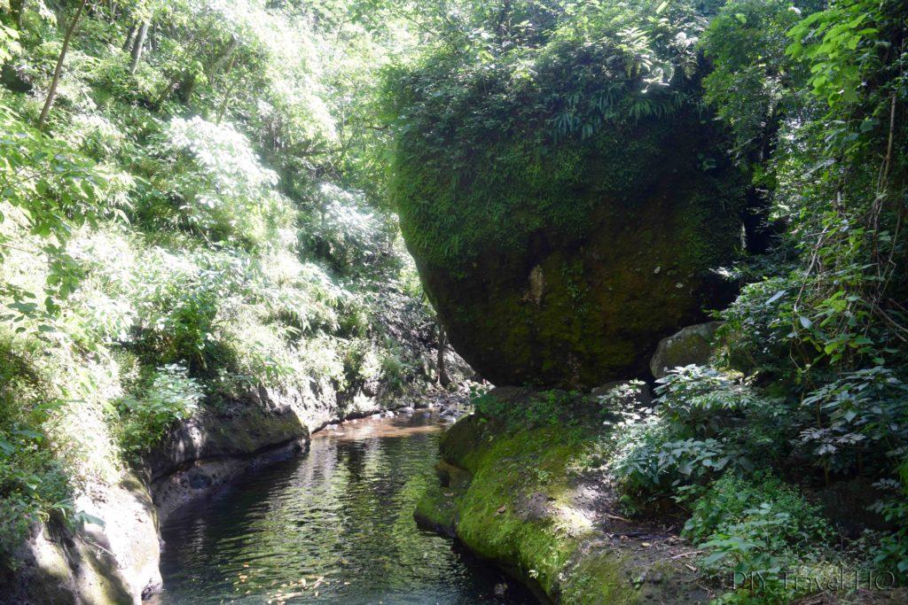 El Imposible National Park Piedra Sellada Swimming Hole