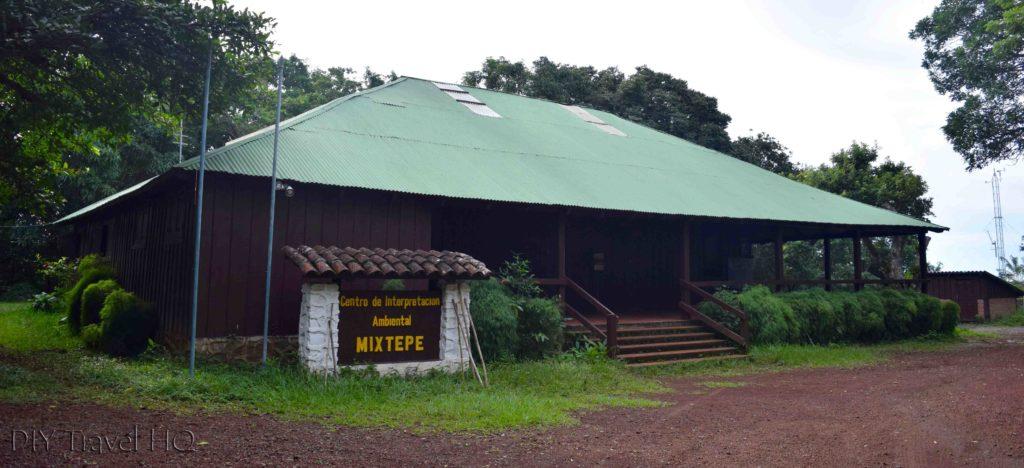 El Imposible National Park Visitor Center