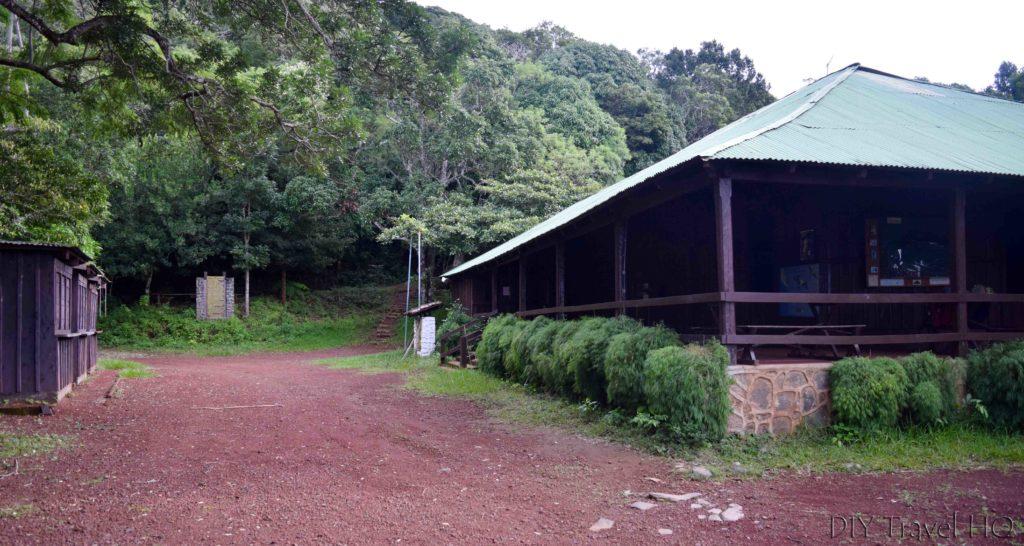 El Imposible National Park Visitor Center & Snack Stands