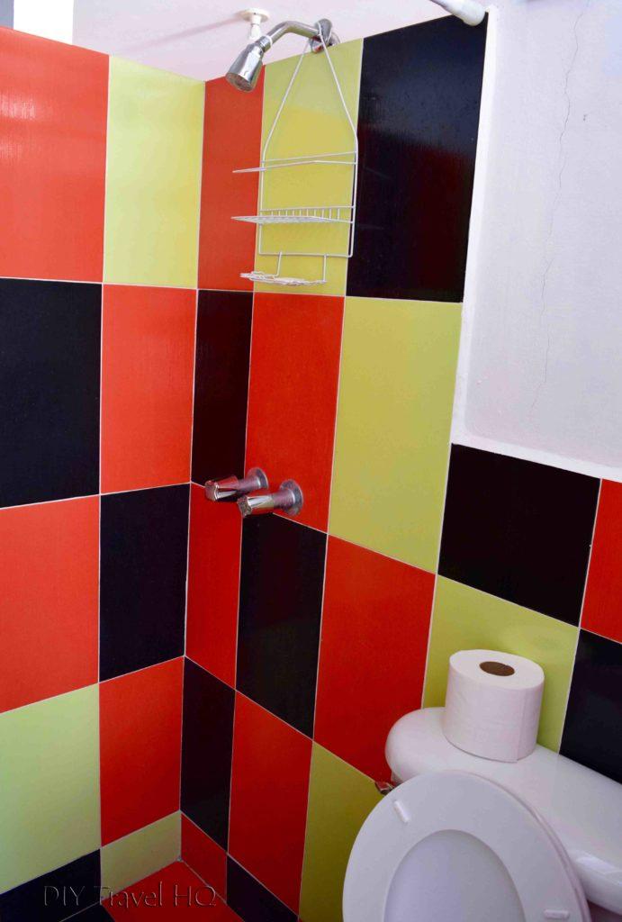 Hostal Cumbres del Volcan Flor Blanca Dorm Bathroom
