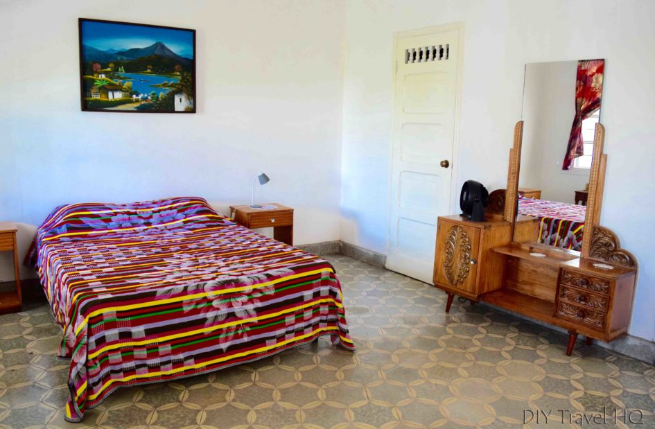 Hostal Cumbres del Volcan Flor Blanca Private Room