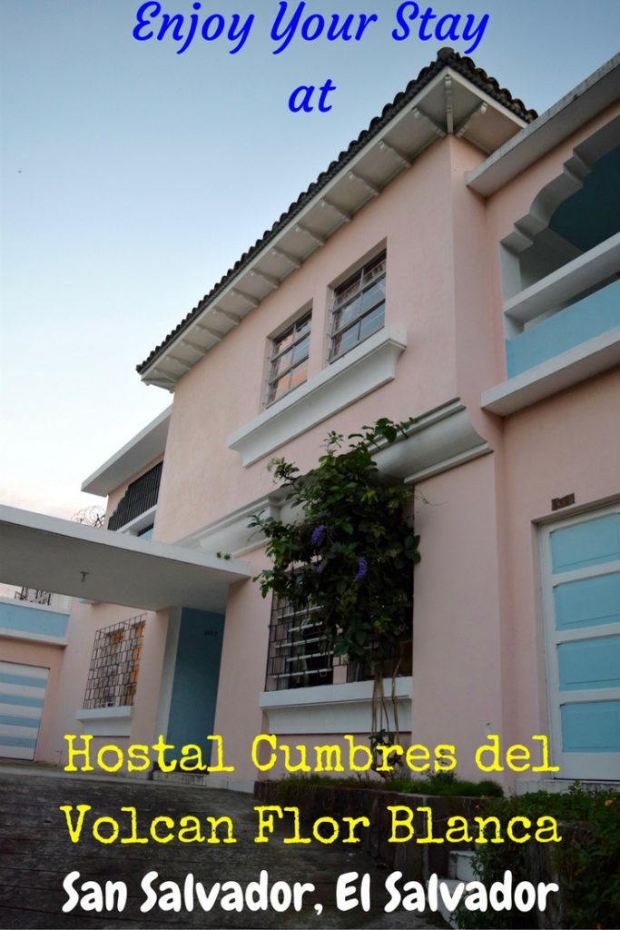 Hostal Cumbres del Volcan Flor Blanca is the 2nd hostel iteration in San Salvador for owner Malcolm. Find out his winning recipe for making backpackers leave with a smile. The hostel has a central location with easy access to public transportation. Meanwhile, the common areas at Hostal Cumbres del Volcan Flor Blanca really shine, and are setup perfectly for mingling among guests. No matter where you turn, there is a different place to sit with a unique function.