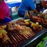 Juayua Food Fair & Los Chorros de Calera