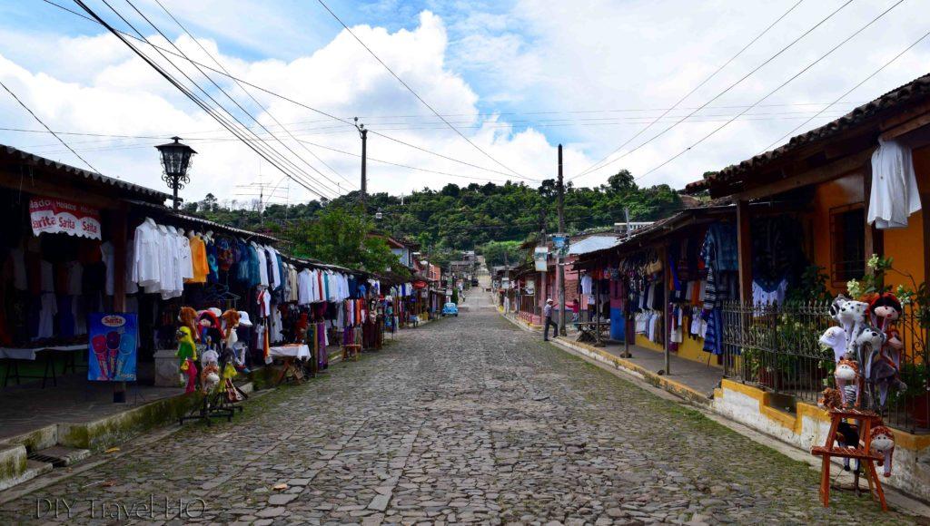 Cobblestone Streets of Ataco