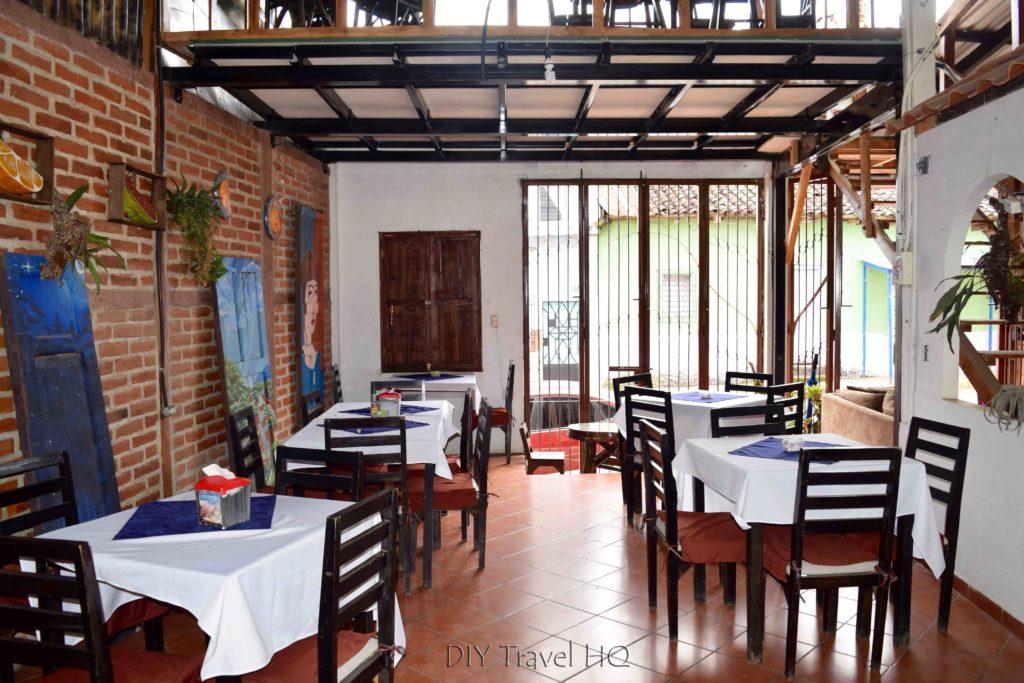 Restaurant Los Portones de Ataco