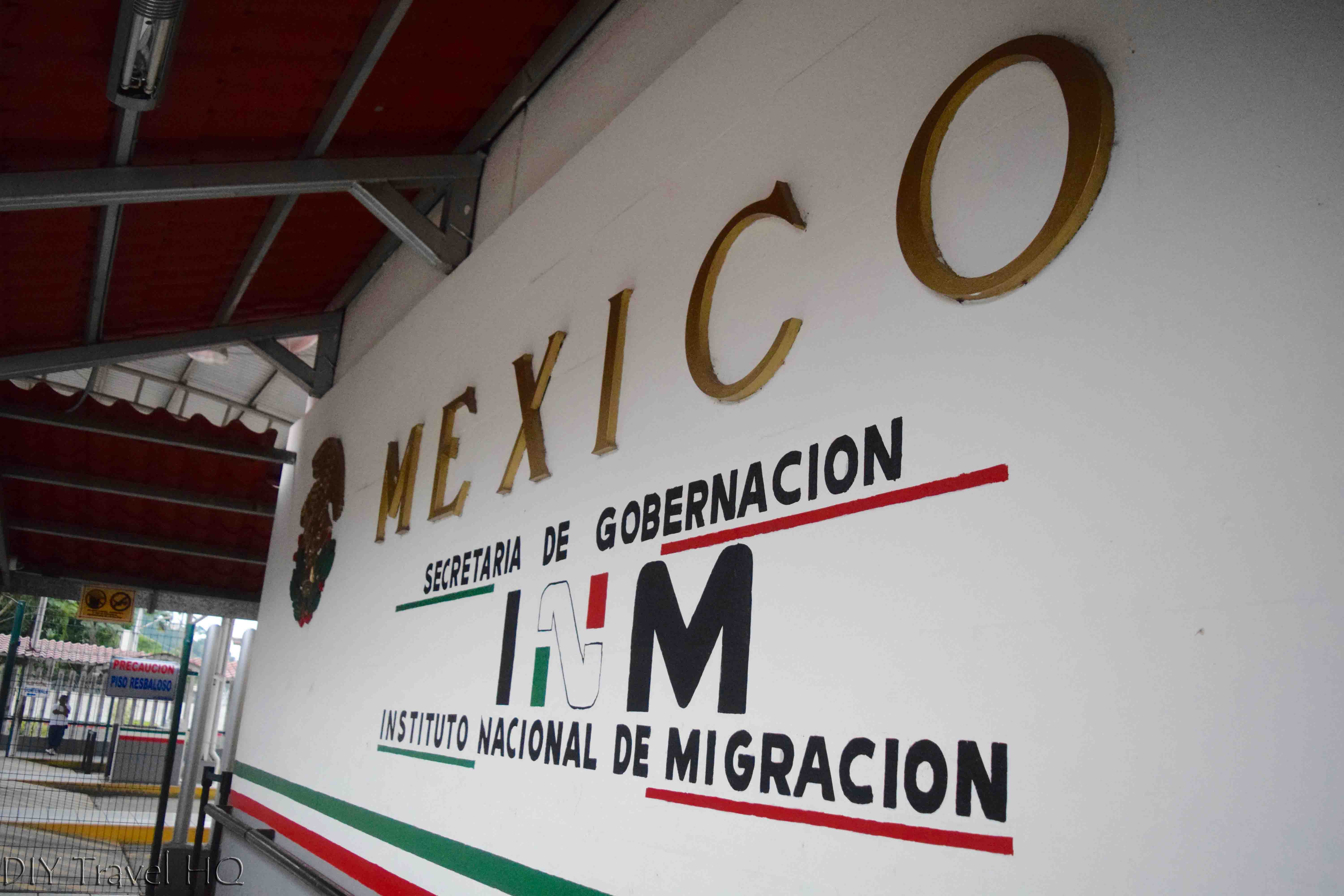 Mexico Land Border Immigration Office