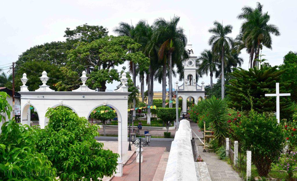 Plaza Concordia Ahuachapan