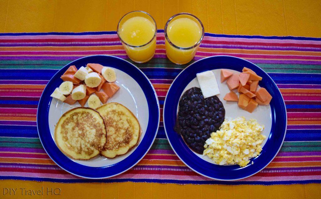 Posada Belen Museo Inn Breakfast