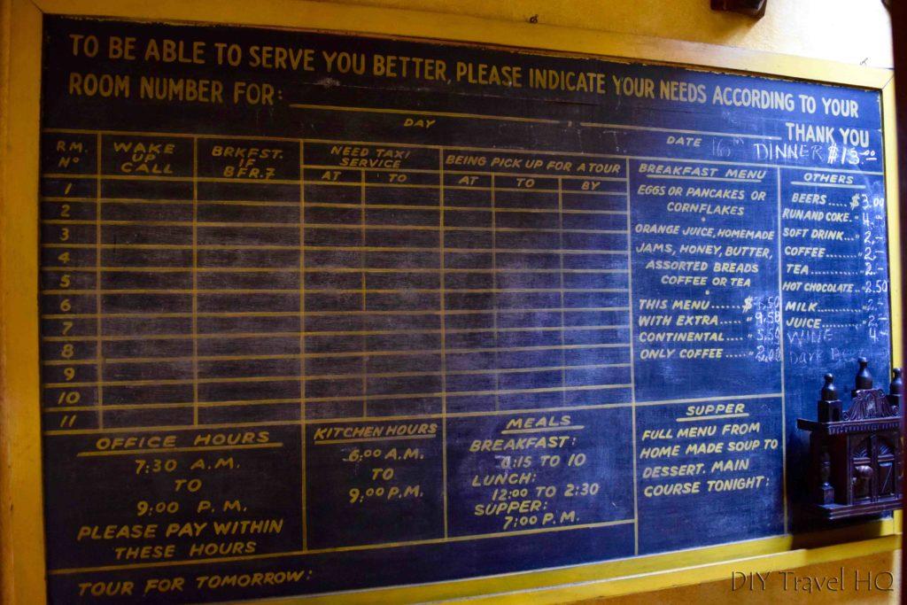 Posada Belen Museo Inn Other Services