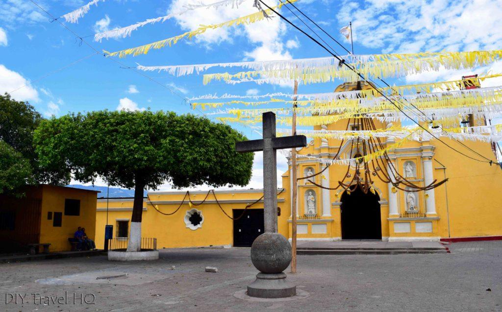 Plaza at San Miguel Escobar