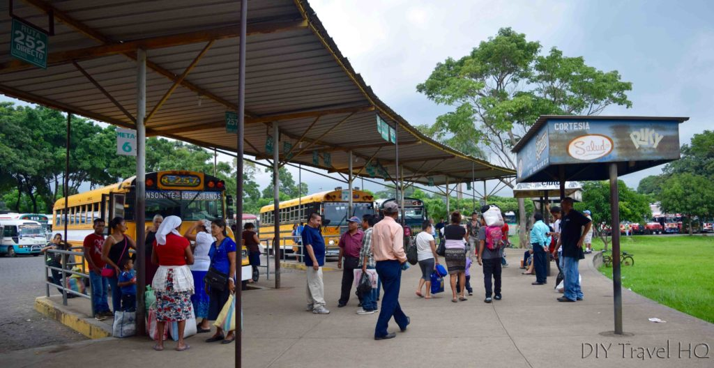 Sonsonate Bus Terminal