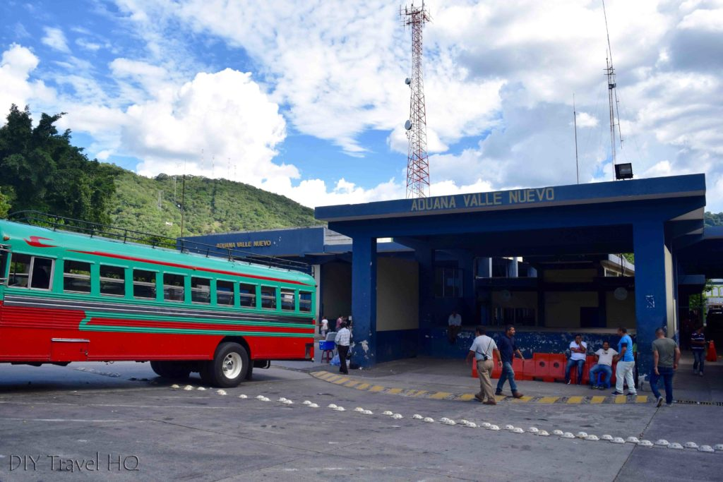 Valle Nuevo Guatemala Immigration Office