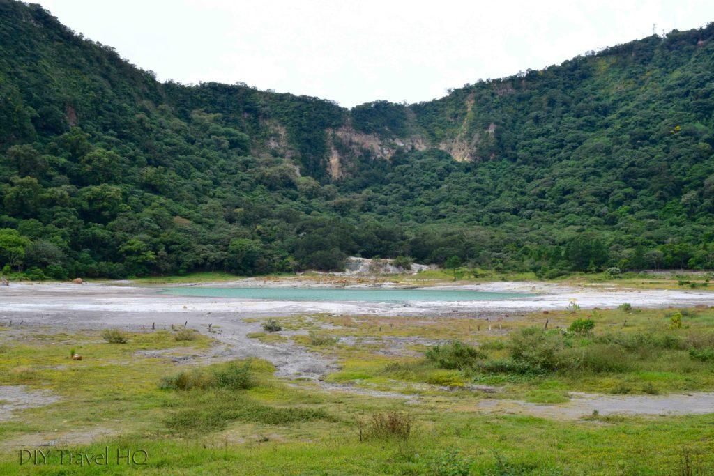 Alegria laguna El Salvador