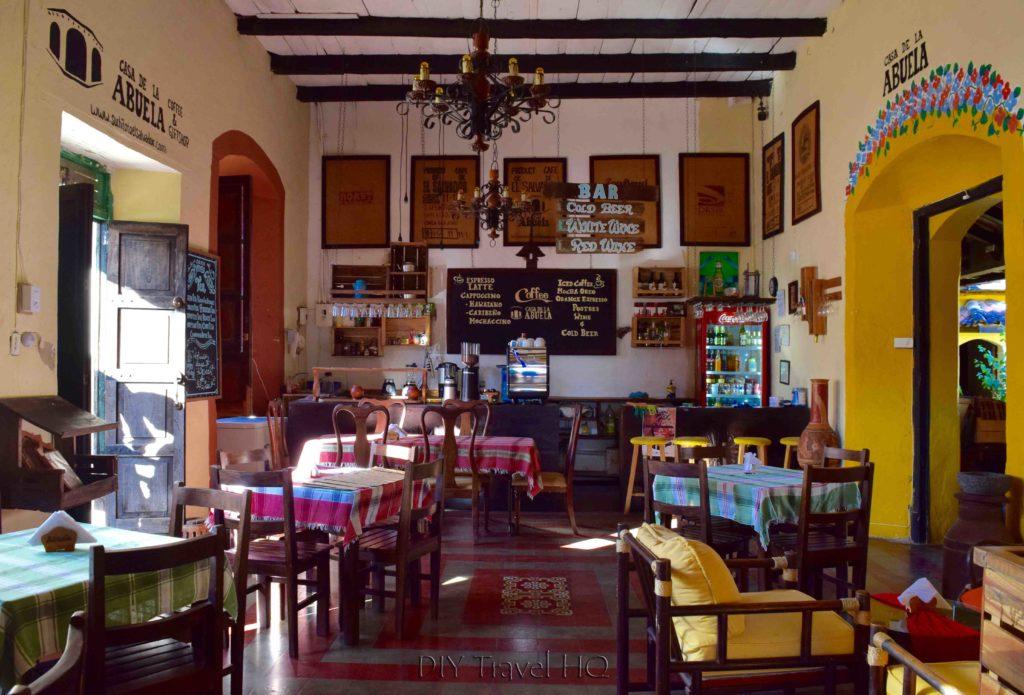 Casa de la Abuela cafe