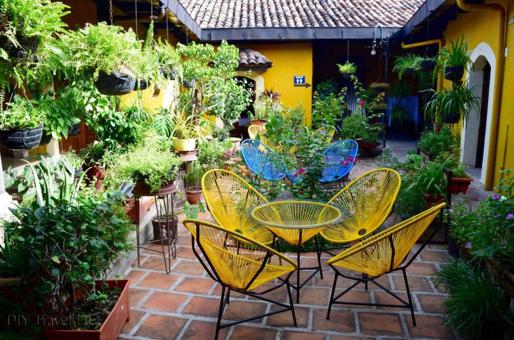 Garden Casa de la Abuela