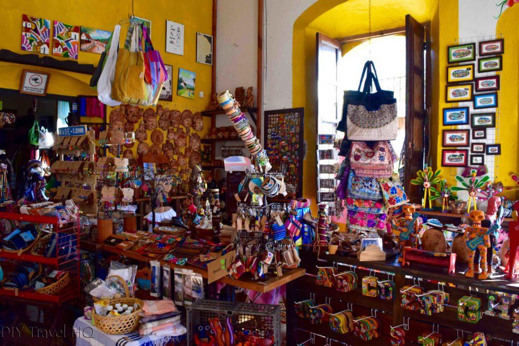 Gift shop Casa de la Abuela