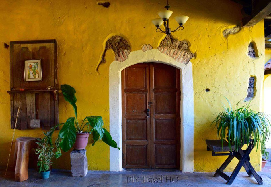 Suchitoto Hotel Casa de la Abuela