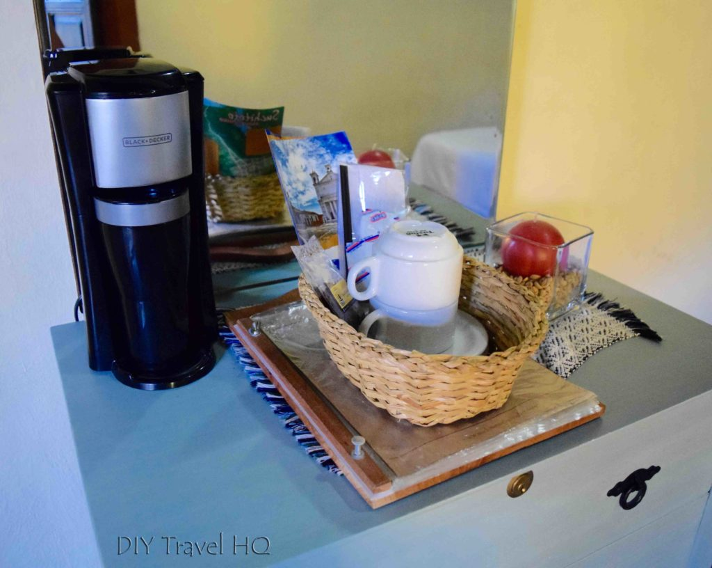 Coffee maker Casa de la Abuela