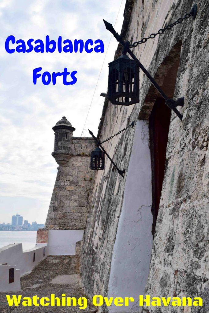 The Casablanca forts were designed to keep people out, and at 6 CUC per fort we did just that. Find out what you can see for free across the bay from Old Havana! Check out Castillo de los Tres Santos Reyes Magnos del Morro & Fortaleza de San Carlos de la Habana. You have great skyline views of Old Havana. There is also a small weaponry, & Estatua del Cristo nearby. Across from the statue of Christ is where Che Guevara once lived. Find out how to take the ferry to reach the forts.