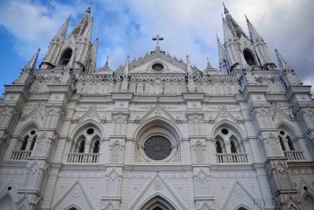 Catedral Santa Ana Neo-Gothic Design