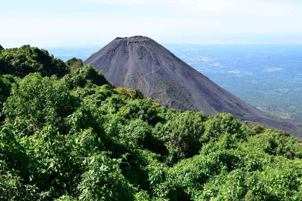 Santa Ana Cerro Verde volcano