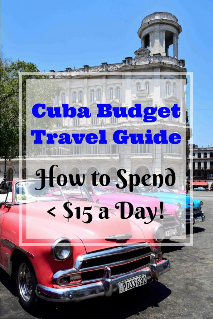 From transport & casa particulares to food & money, our Cuba Budget Travel Guide gets straight to the essentials you need to know before you go. Find out what you need to know about transport, accommodation, food, money (dual currency system), tipping, wifi & laundry in Cuba. Once you get your head around the money, Cuba is super-easy & interesting to travel!