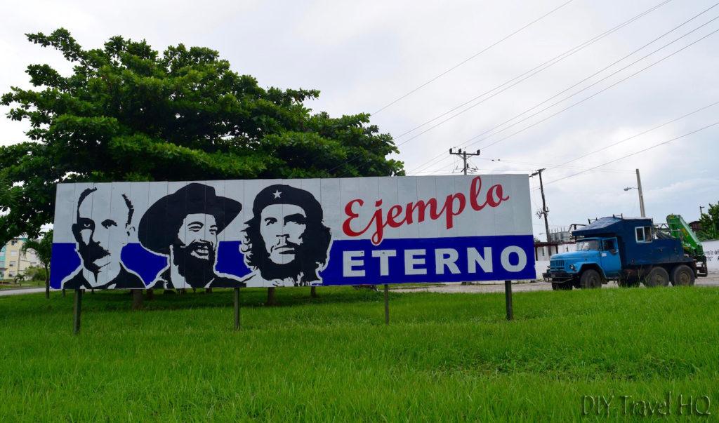 Che Cienfuegos Propaganda