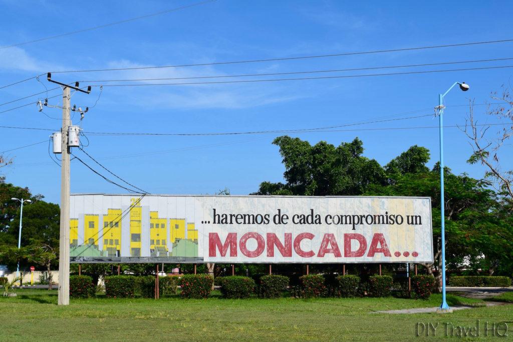 Moncada Cuba Revolution